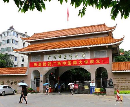 广西中医大学护理学校