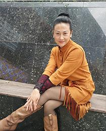 黔剧名家:姜雪梅