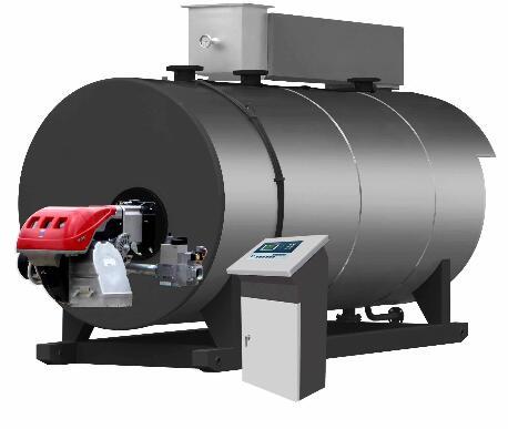 卧式常压燃气热水锅炉
