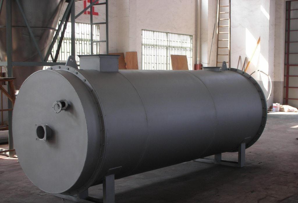 直燃式燃气热风炉
