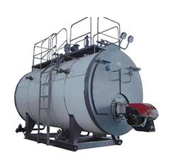 WNS卧式燃气/燃油蒸汽锅炉