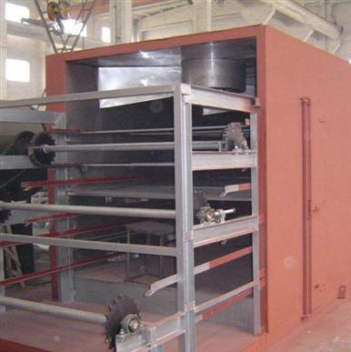 QRL-D多层网带干燥设备