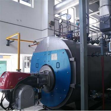 贵州凌云制曲科技1吨燃气蒸汽锅炉项目