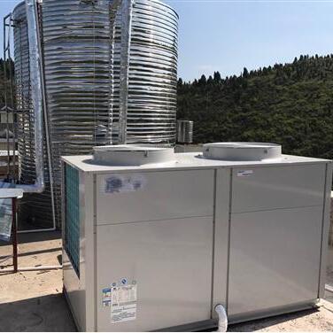 贵州凯里职院空气能热水工程