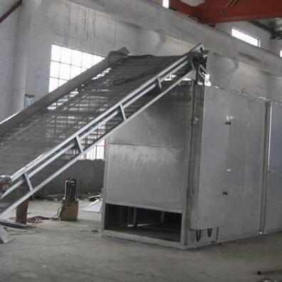 黔东南洞庭香食品5吨网带式干燥设备