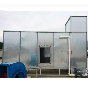 贵安新区电子产业园车间风粉尘处理设备