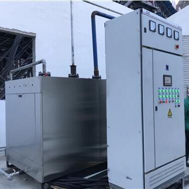 贵阳水电九局西藏雅鲁藏布江某电站720kw电热水锅炉项目