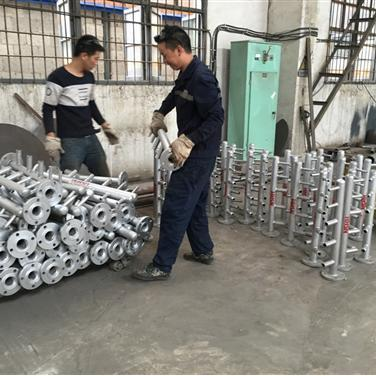 贵阳中天未来方舟集中供暖分户集分水器项目