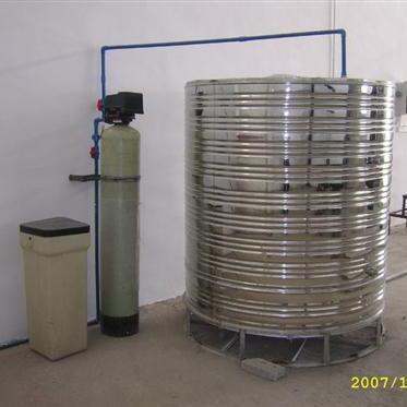 锅炉水处理系统