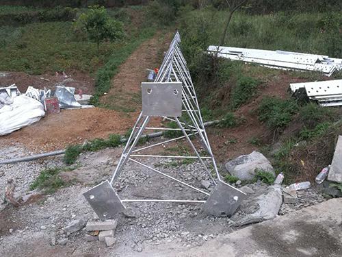 老洼地煤矿10千伏变电站综合防雷工程