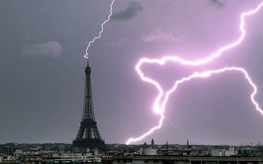 雷电的危害性