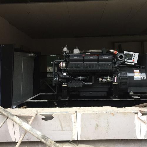 500kw 上柴——貴陽上柴發電機組