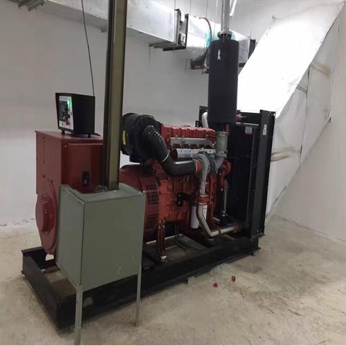玉柴400KW高壓共軌——貴陽玉柴發電機組
