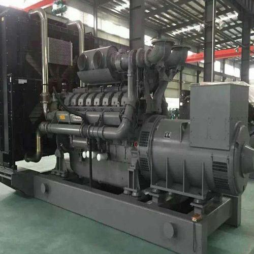 柴油發電機組案例