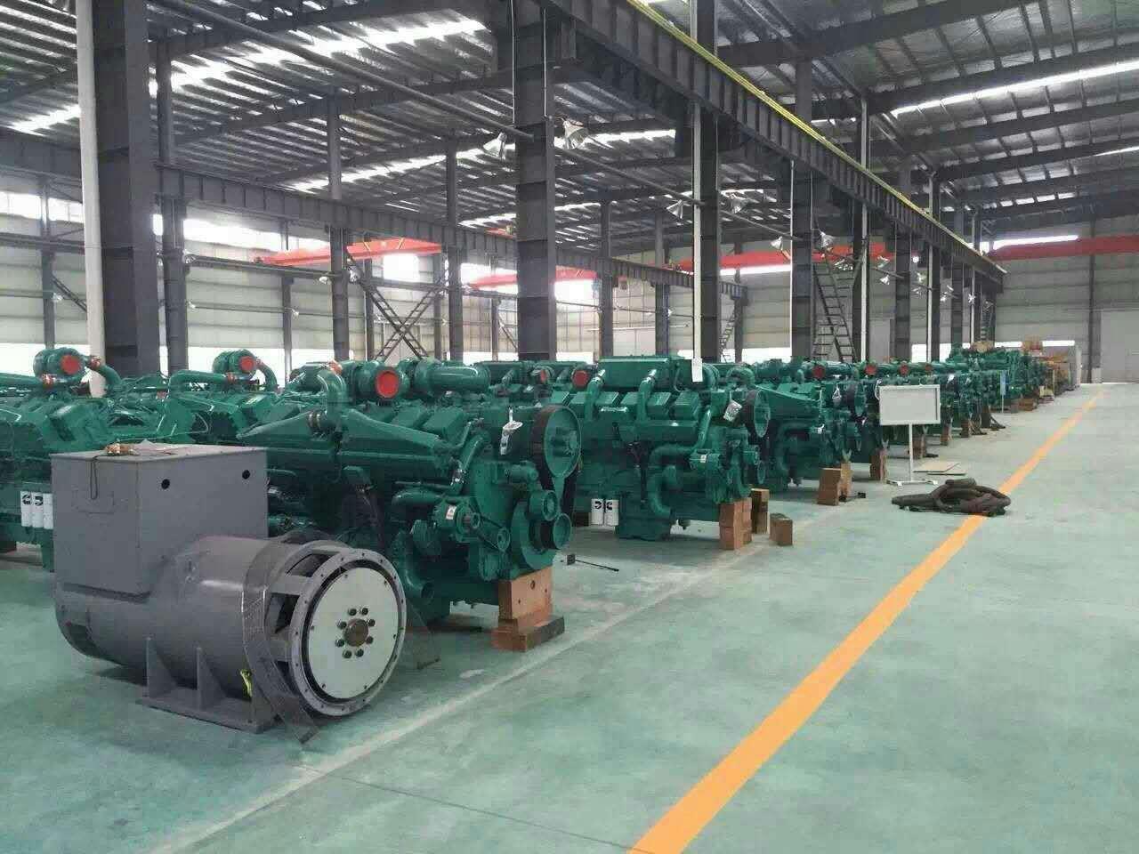 贵州柴油发电机生产厂家
