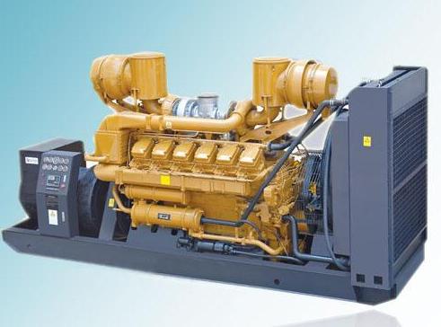 濟柴柴油發電機