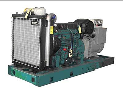 沃爾沃柴油發電機1