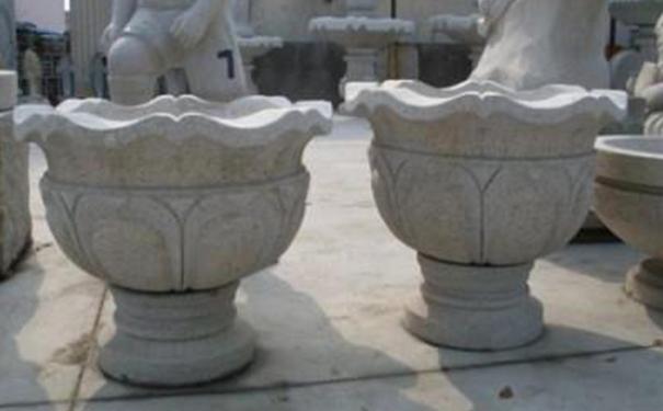 贵州石材花盆