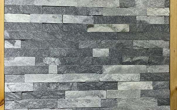 文化石云灰组合板