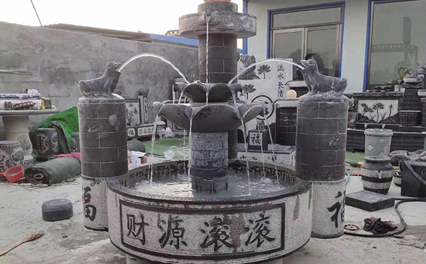 贵州财源滚滚流水