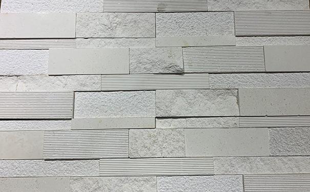 文化石白沙大小拼4条组合板