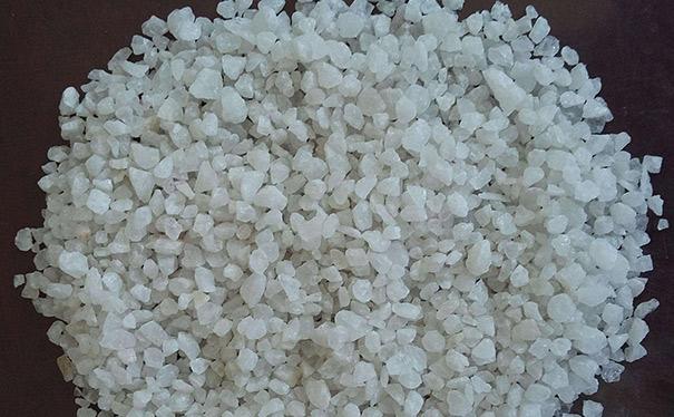 浅聊玻璃用石英砂的含铁量要求是多少