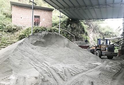 贵阳人造石英砂