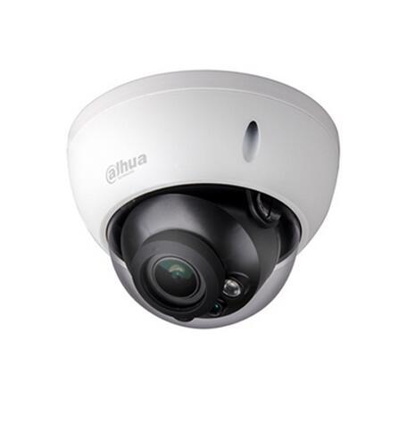 100万像素HDCVI万博安卓手机客户端下载同轴30米红外变焦防暴半球摄像机