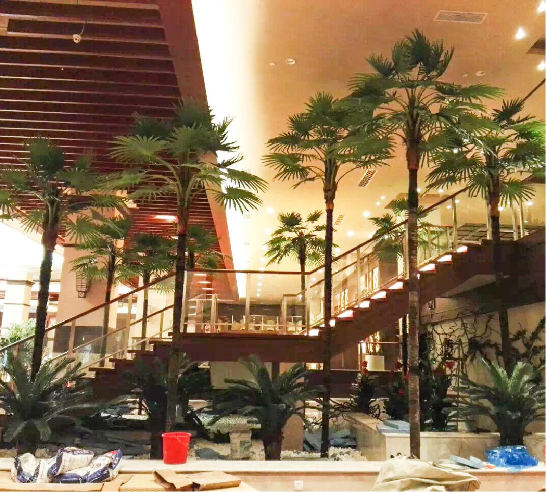 广州仿真树棕榈树