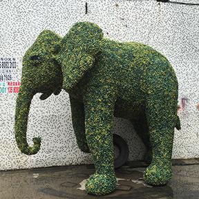 动物仿真雕塑