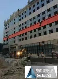 铝雷竞技App最新版案列——贵阳都拉营保税区