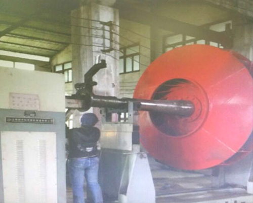 鐵廠雙吸F型燒結引風機