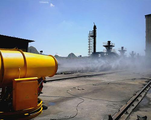 水炮机安装