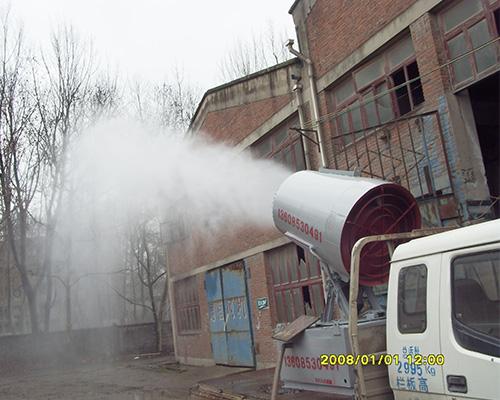 貴州 貴陽沙、石廠環保降塵風機