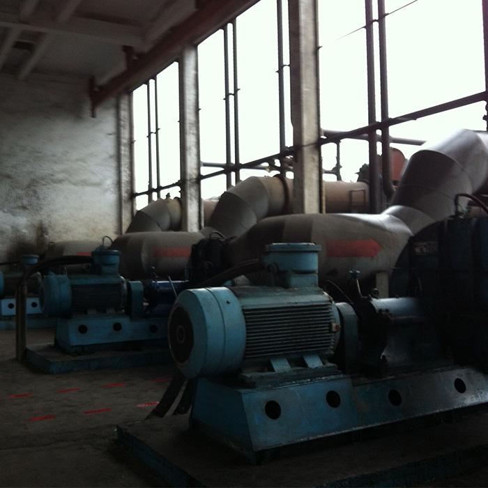 MQ450煤氣加壓風機