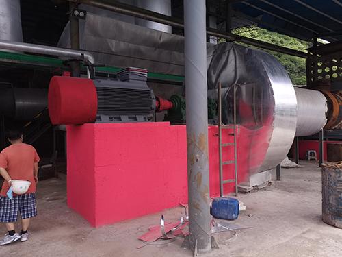 高溫風機(耐溫450℃)