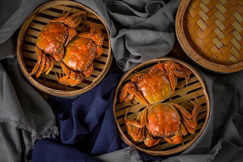 拾贝丨中(秋)国(庆)节请你吃大闸蟹啦~!