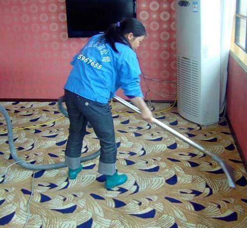 贵州酒店地毯清洗
