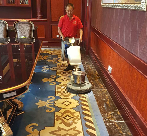 贵州地毯清洗