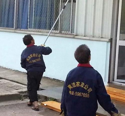 贵州厂房保洁