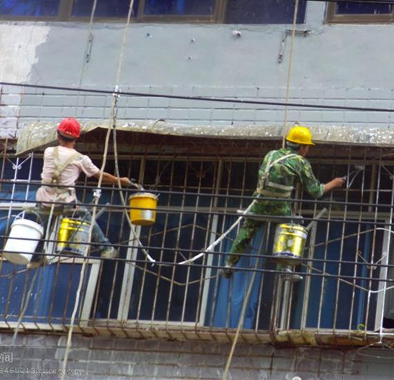 贵阳外墙漆涂装公司
