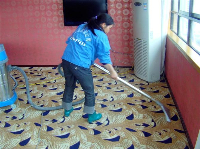贵阳地毯清洗
