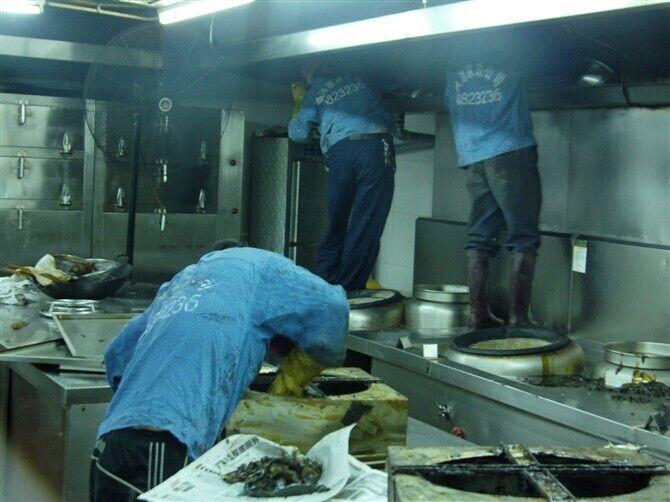 贵州油烟机清洗企业