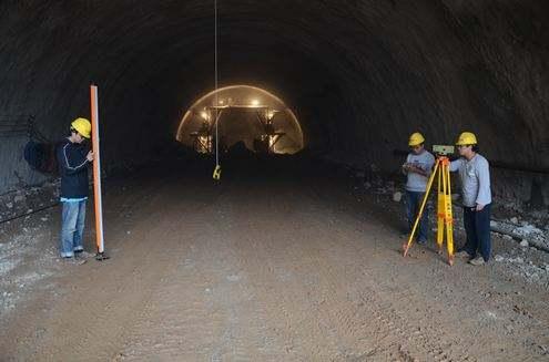 隧道及地下工程檢測
