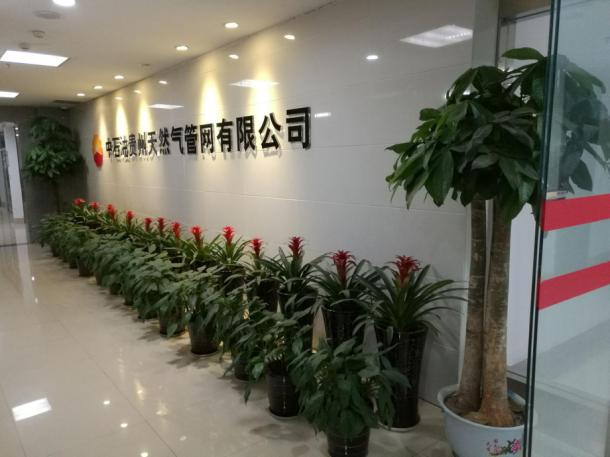 贵阳市中石油门禁系统