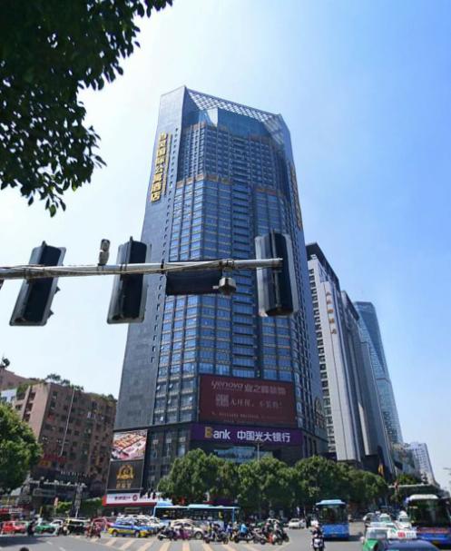 贵阳光大银行项目