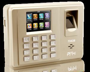 指纹考勤机(ZKTX638)