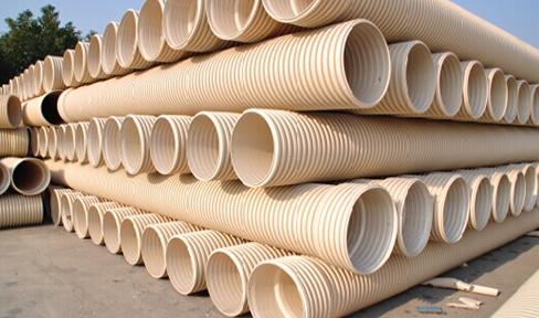 塑料PVC110波纹管