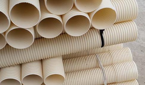 钢带PVC110波纹管