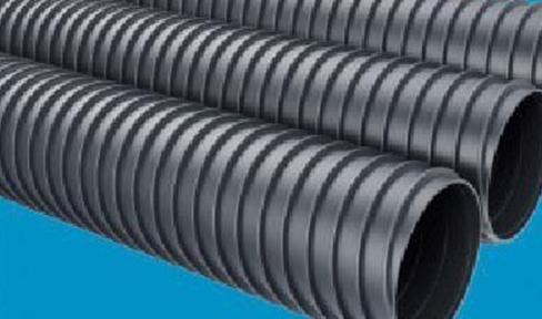 塑钢HDPE缠绕管
